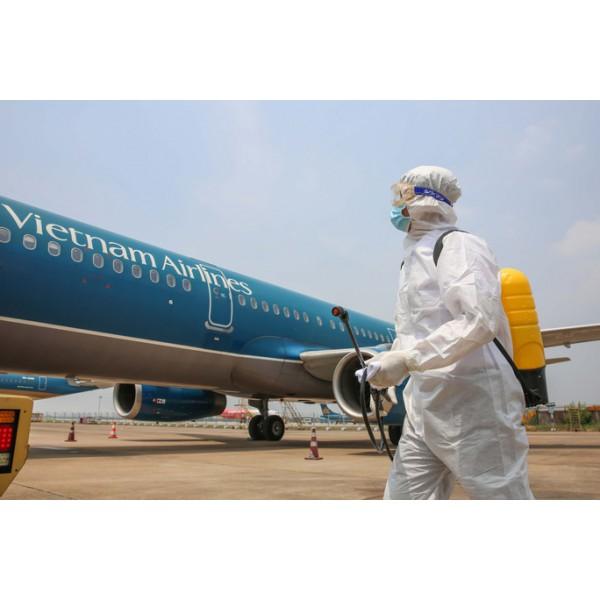 Vietnam Airlines triển khai thông tin khách hoàn thành cách ly khi đến TP.Hồ Chí Minh