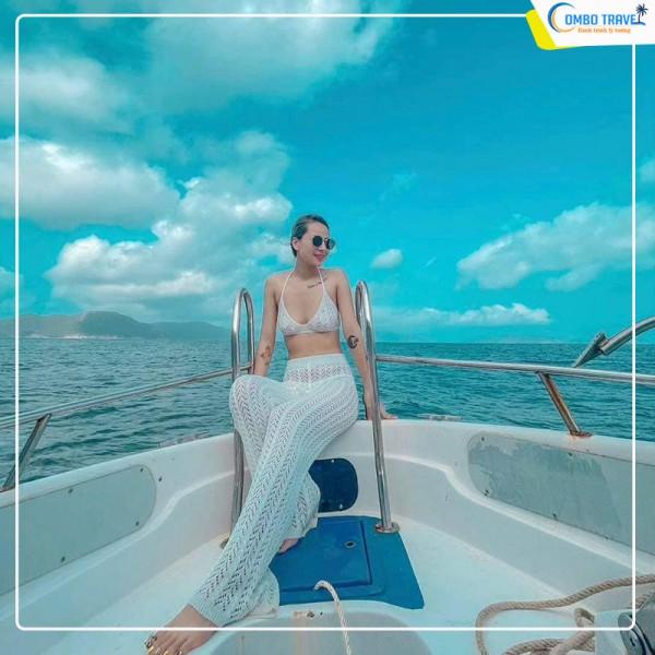 Combo du lịch Côn Đảo 3N2D: Vé MB khứ hồi từ Hà Nội + Q Song Chi Hotel