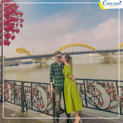 Combo du lịch Đà Nẵng 3N2D: Khách sạn Như Minh Plaza 4 sao + Vé máy bay