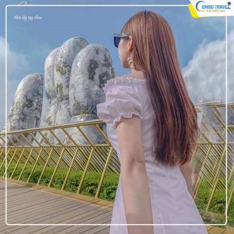 Combo du lịch Đà Nẵng - Hội An 4 ngày từ Hà Nội: VMB + Khách sạn 4 sao