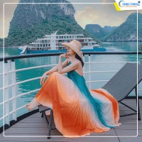Combo du lịch Hạ Long 3N2D hè 2021: Xe Limousine + Golden Hotel 4 sao