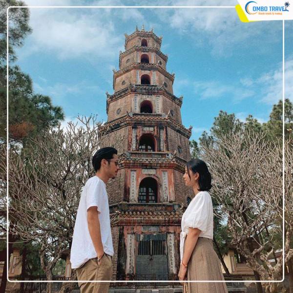 Combo du lịch Huế 3N2D từ Hà Nội: VMB + Thanh Lịch Royal Boutique 4 *