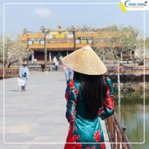 Combo vé MB + Thanh Lịch Royal Boutique Hotel 4* Huế từ Sài Gòn 3N2D