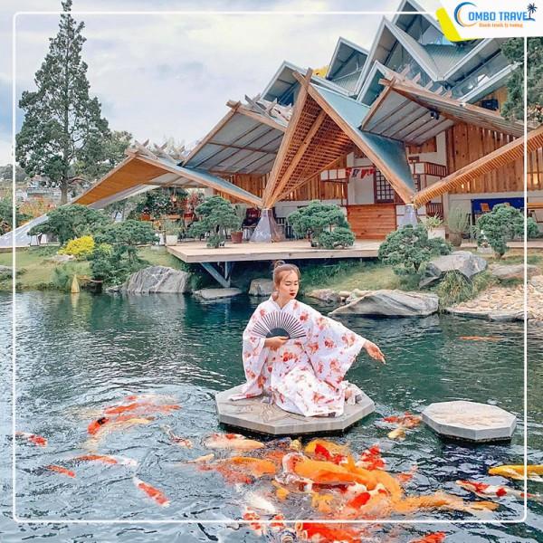 Combo du lịch Nha Trang - Đà Lạt từ Hà Nội 5N4D: VMB + Khách sạn 4 sao