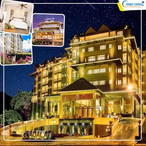 Khách sạn Ladalat
