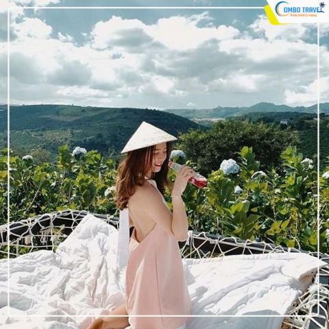 Combo du lịch Đà Lạt từ Sài Gòn 3N2D Vé MB + Rum Vàng 2 Hotel năm 2021