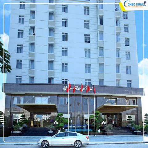 Khách Sạn Golden Hạ Long