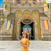 Combo du lịch Nha Trang 3 ngày 2 đêm từ Hà Nội năm 2021