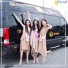 Xe Limousine Hà Nội - Hạ Long ghép hàng ngày