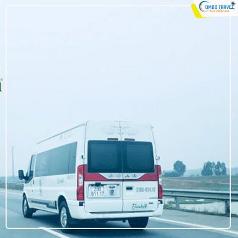 Xe Limousine Hà Nội đi Sapa giá tốt