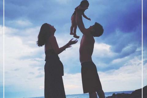Ở nhà thuê, bố mẹ dành tiền đưa con đi du lịch