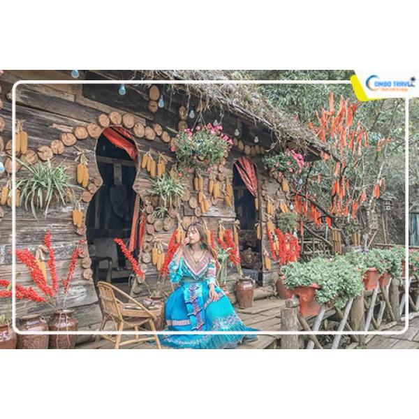 Review Du lịch Sapa 2 ngày 1 đêm cùng Lê Ngọc Hân