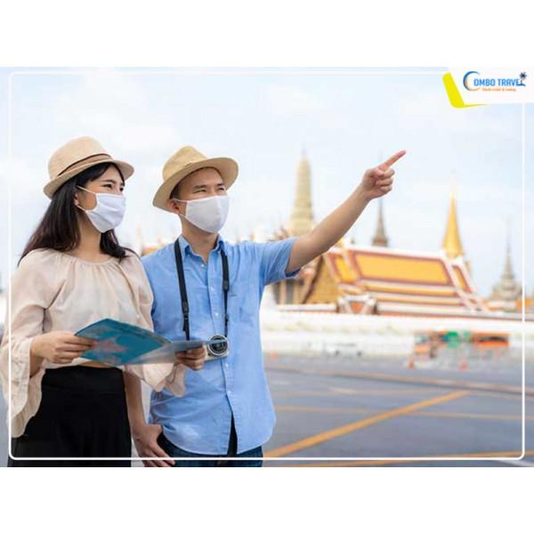 Ngành du lịch Thái Lan ảm đảm bởi dịch Covid-19 kéo dài