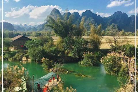 Ngắm xứ sở thần tiên Trùng Khánh trong MV Việt Nam Tôi của Jack