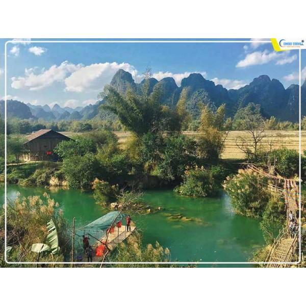 Ngắm xứ sở thần tiên Trùng Khánh - Cao Bằng trong MV Việt Nam Tôi của Jack