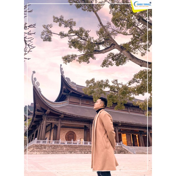 Review du lịch chùa Tam Chúc 2 ngày 1 đêm cùng Hiếu Thiên