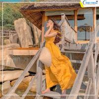 Tour du lịch Nha Trang 4 ngày từ Hà Nội 2021: 3 Đảo - Vinpearl Land