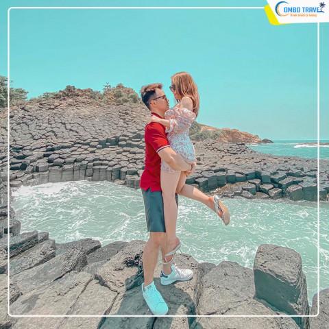 Du lịch Quy Nhơn - Phú yên 4 ngày: Eo Gió - Ghềnh Đá Đĩa - Kỳ Co