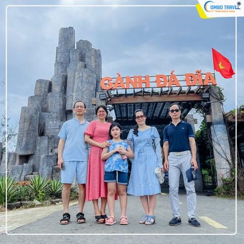 Du lịch Quy Nhơn 3 ngày từ Hà Nội: Eo Gió - Ghềnh Ráng Tiên Sa - Kỳ Co