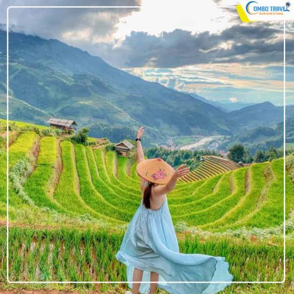 Tour du lịch Mù Cang Chải - Tú Lệ 2N1D giá tốt từ Hà Nội năm 2021