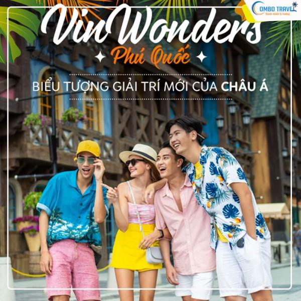 Vé VinWonders Phú Quốc